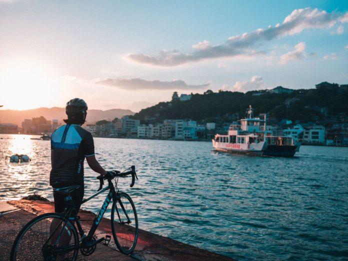Cycling, Onomichi - Hiroshima