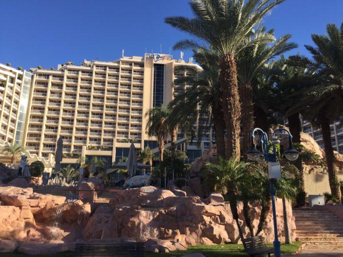 Dan Hotel, Eilat, Israel