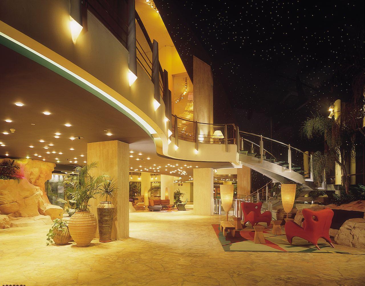 Dan Hotel, Eilat, Israel - lobby