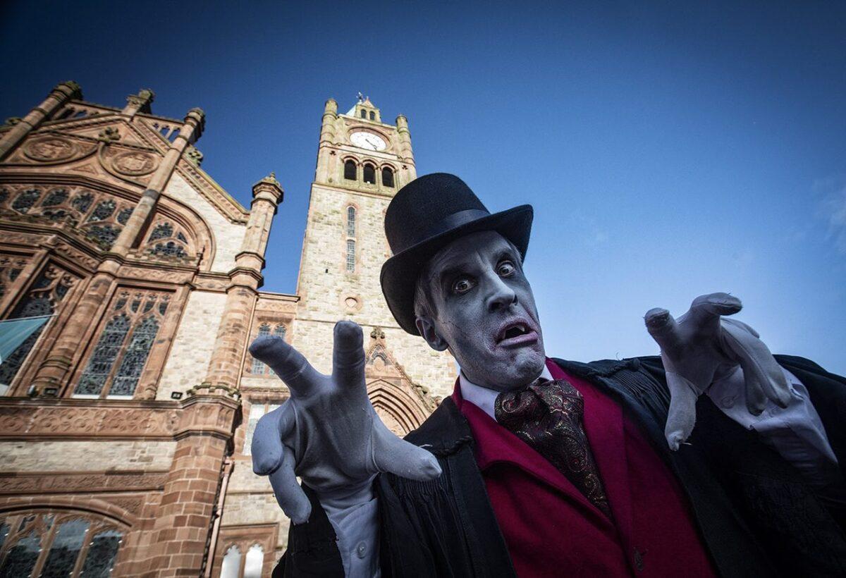 Halloween in Derry