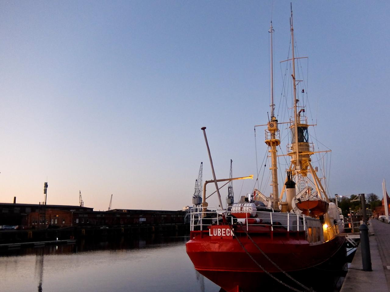 Dockside Lubeck