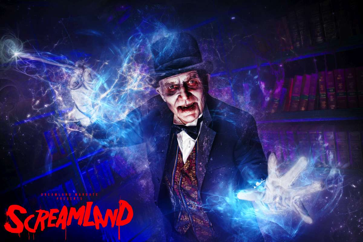 Dreamland Screamland Magic Halloween