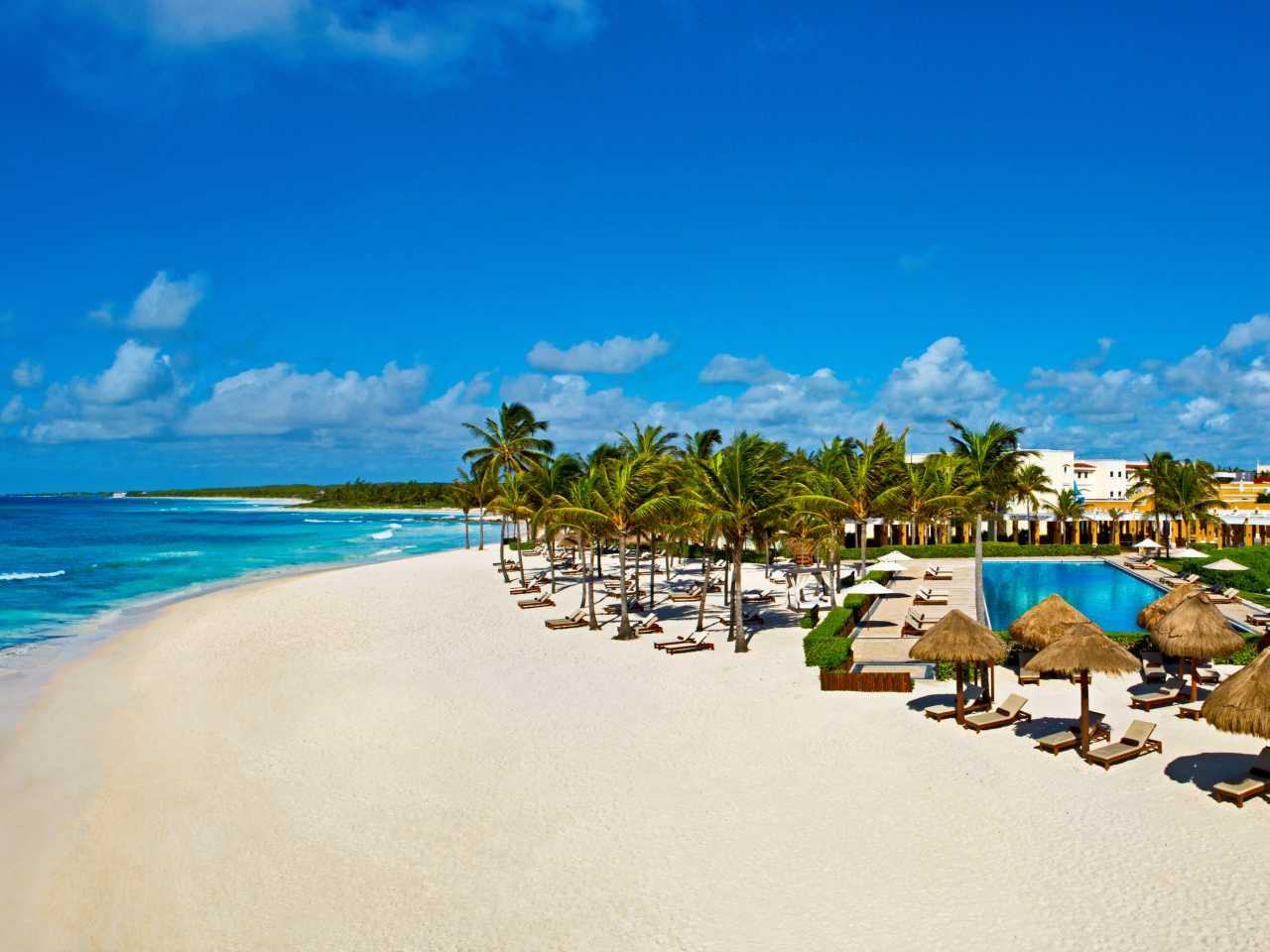 Hotel Review Dreams Tulum Resort Spa Yucatan Mexico