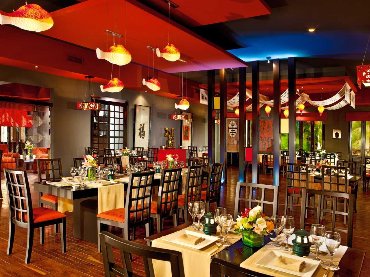 Dreams Tulum Himitsu Restaurant