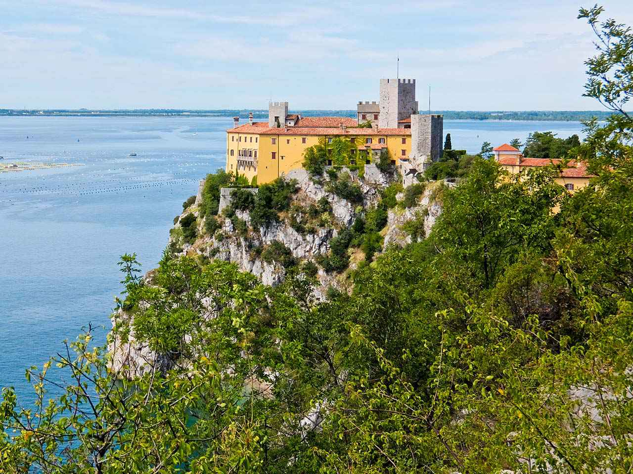 Duino Castle, Italy