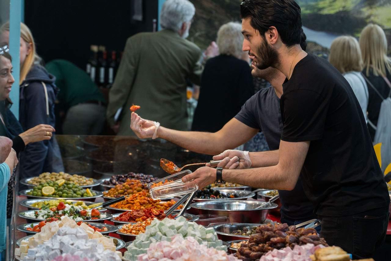 Eat & Drink Festival Fresh Produce