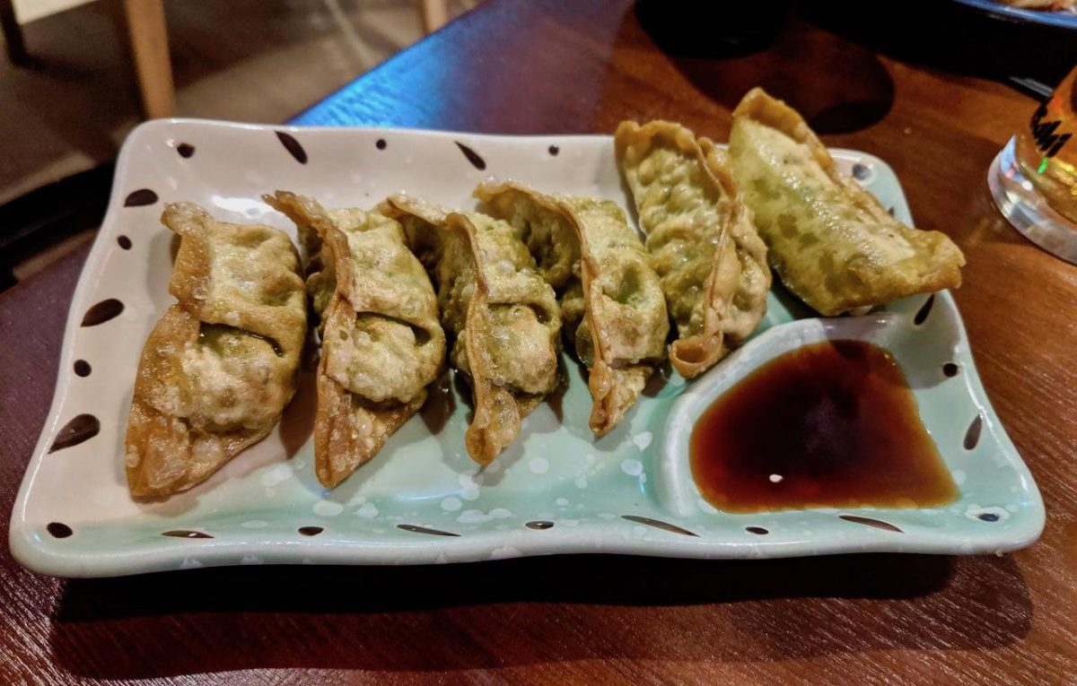 Eatokyo vegetable yasai gyoza