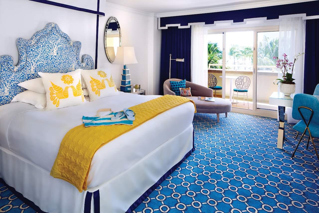 Eau Palm Beach Resort - King Guestroom