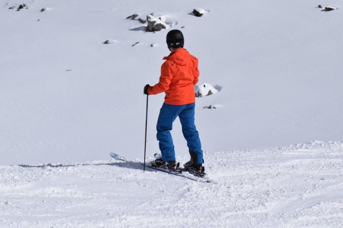 really comfortable release info on excellent quality 3 skiers test this season's best ski wear