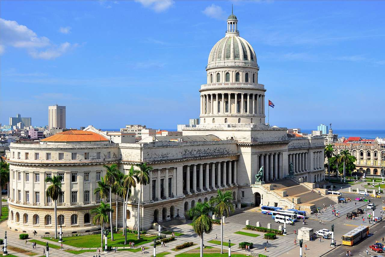 El Capitolio Havana Cuba