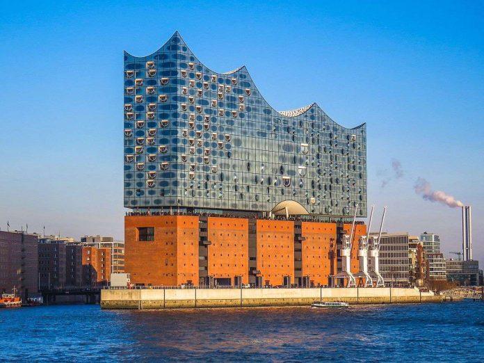 Elbphilharmonie (Elbe Philharmonic Hall), Hamburg