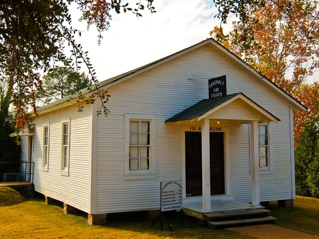 Elvis Church