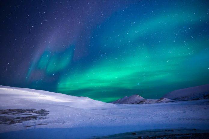 Envago Northern Lights. Norway