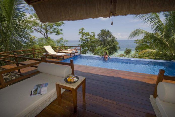 Eskaya Beach Resort & Spa - Infinity Pool Villa