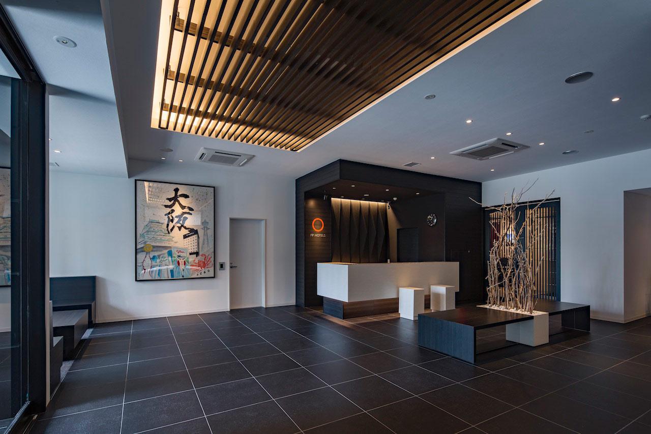 FP Hotels Osaka Lobby