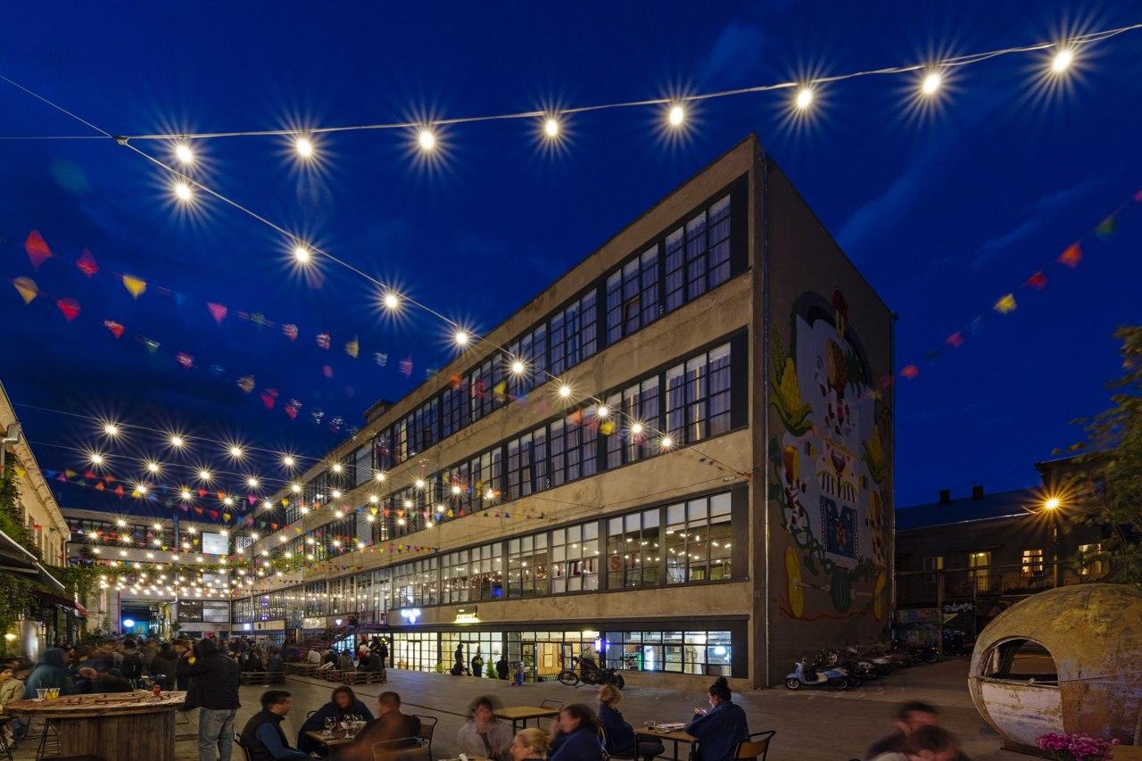 Fabrika hostel Tbilisi