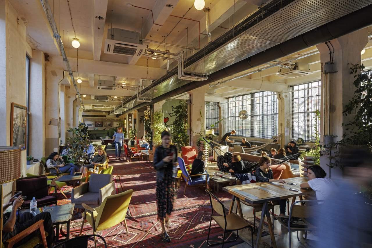 Fabrika lounge
