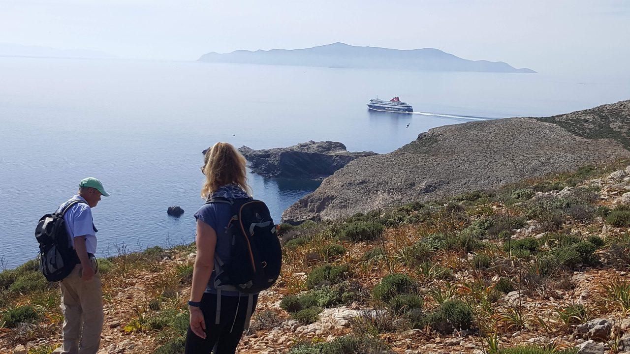 Fish Hook, Syros
