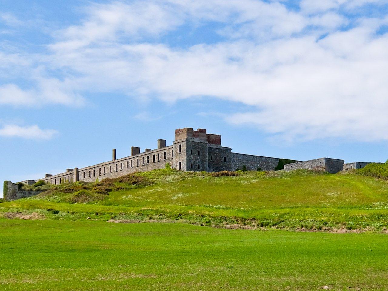 Fort Tourgis Alderney