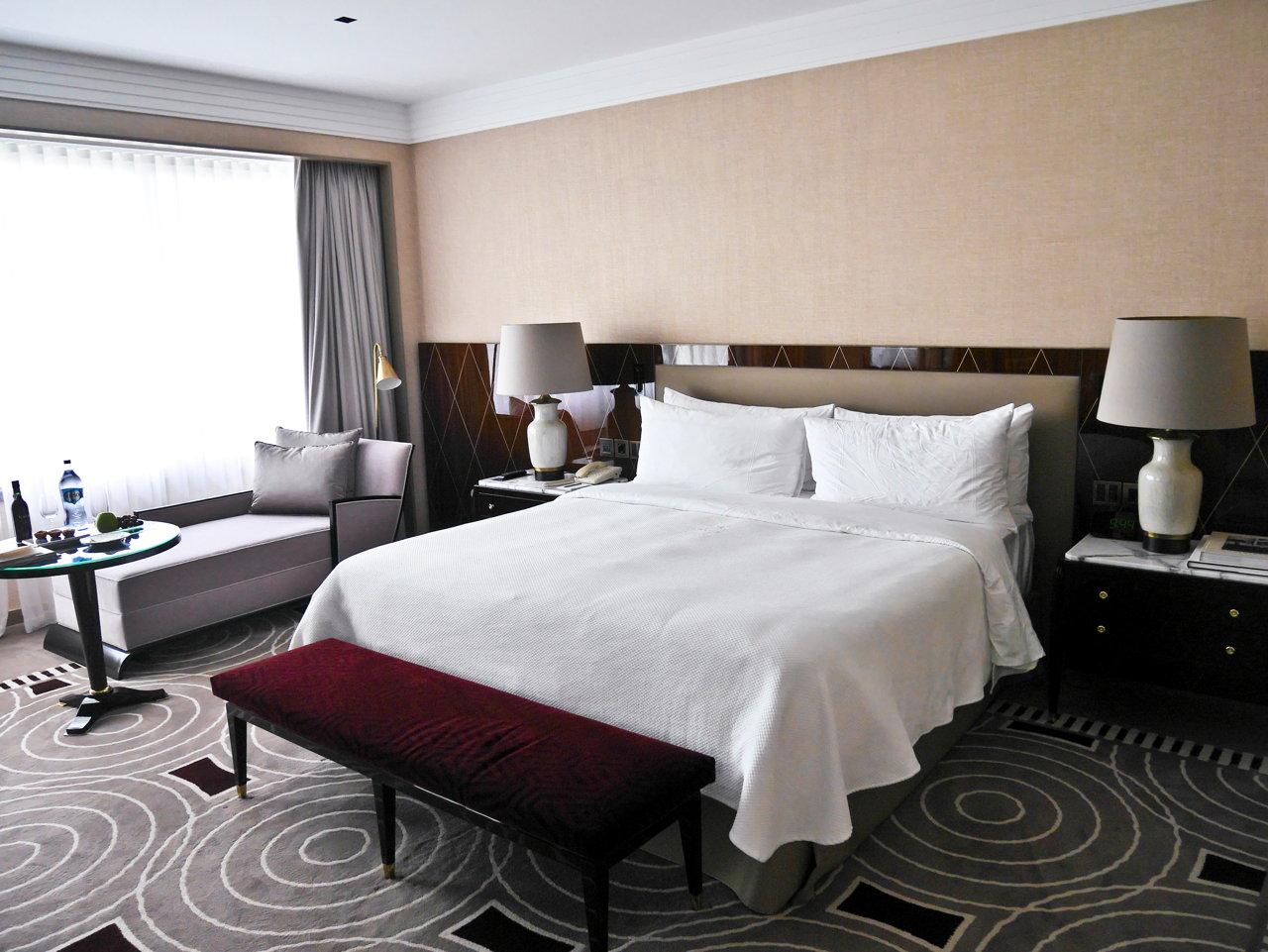 Four Seasons Hotel Ritz Room