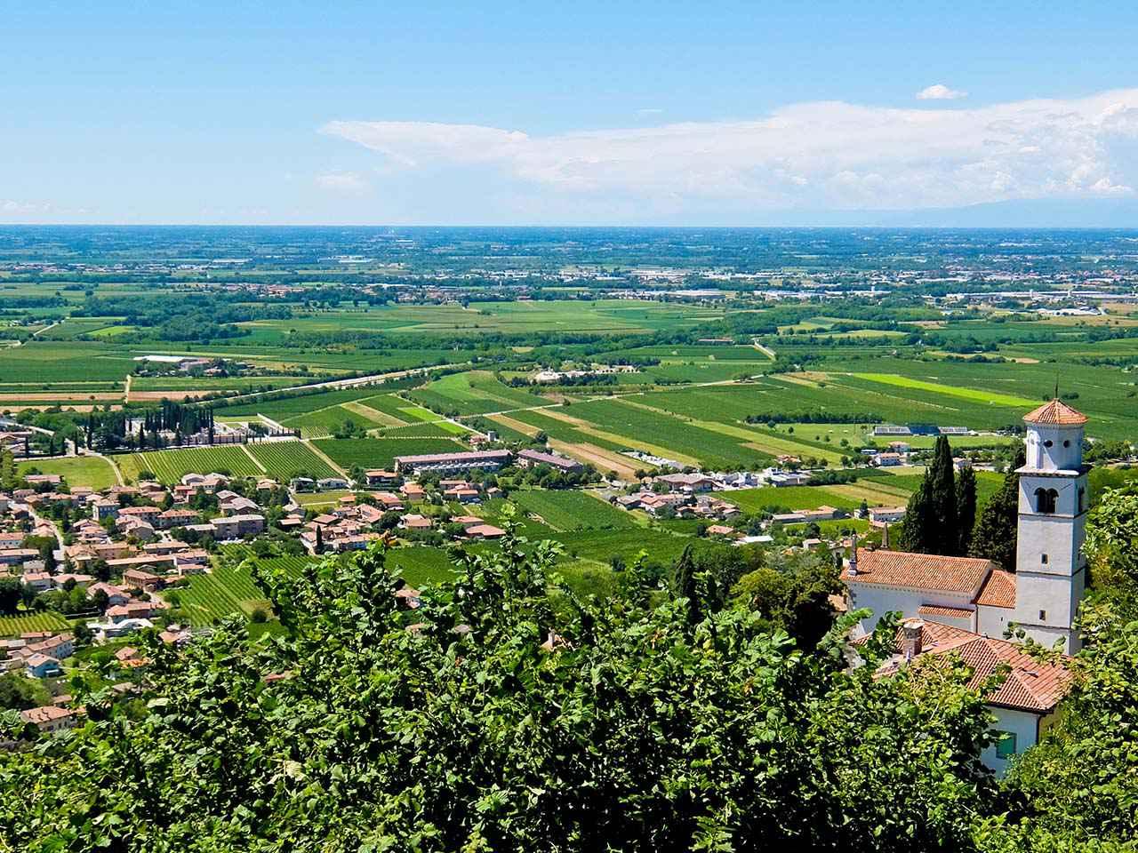 Fruili Plain, Italy