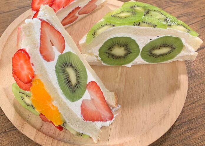 Fruits Sandwich(Yaojin)2