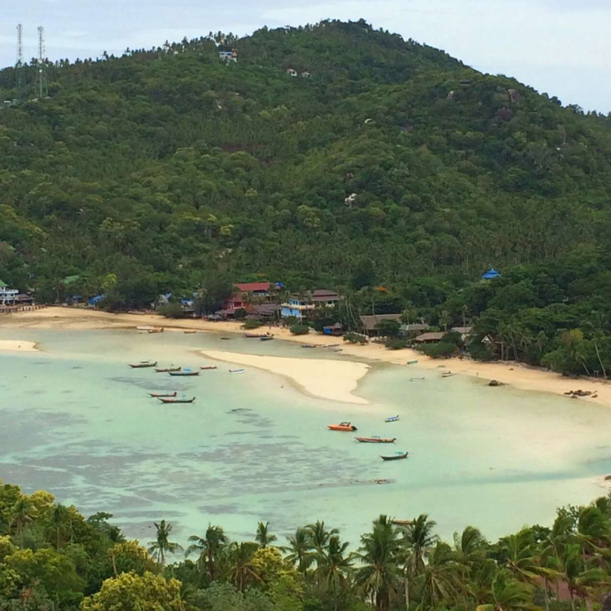 Chalok Bay, Koh Tao, Thailand