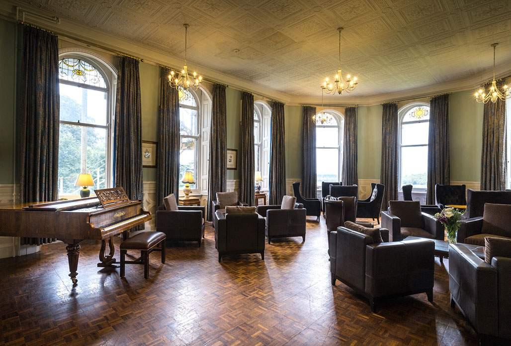 Gartmore House - lounge