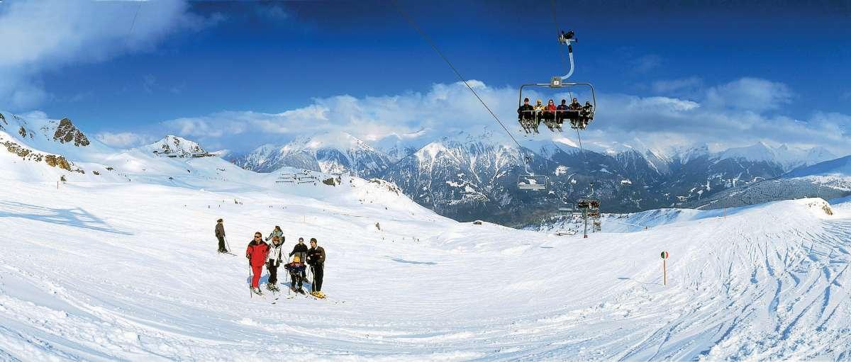 Gastein ski area