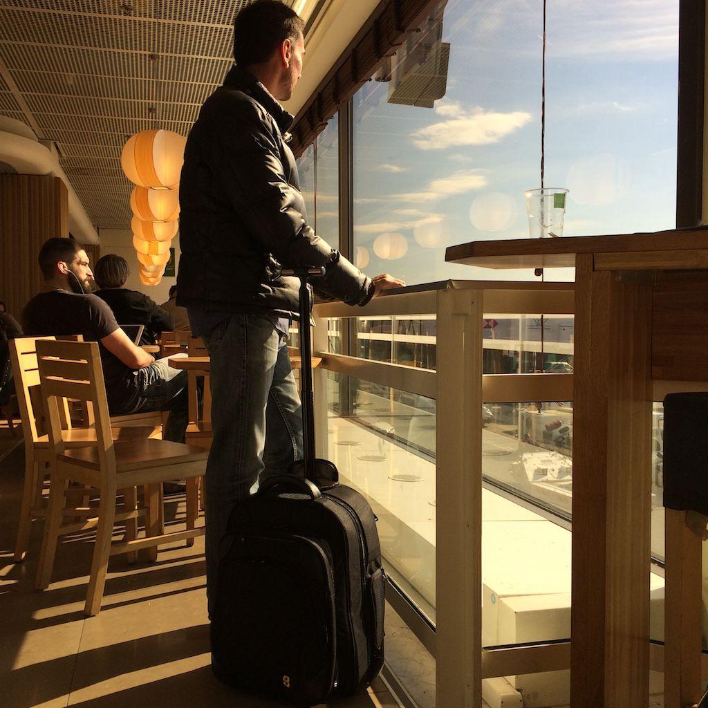Gate8 Cabin Mate - at airport