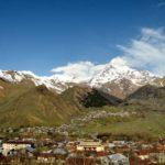 Georgia - Kazbegi - panorama