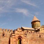Georgia - Mtskheta -monastery walls