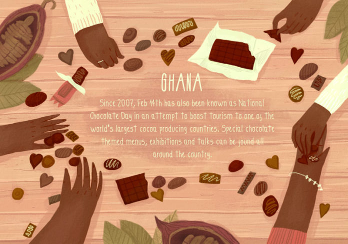 Valentine's Day Traditions from Around the World: Ghana