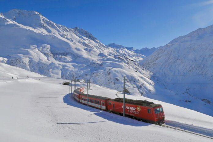 Glacier Express Switzerland