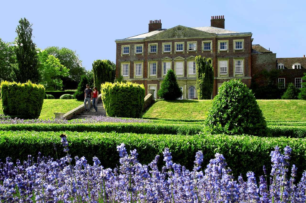 Goodnestone Park Gardens, Kent