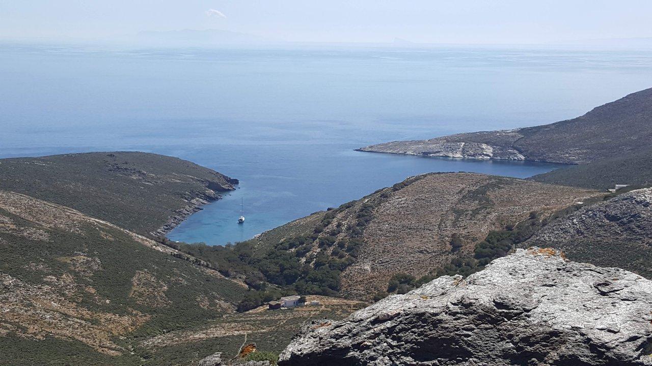 Grammata Bay