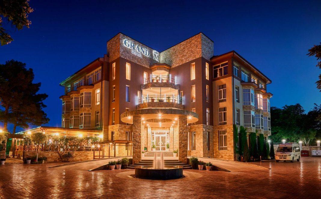 Grand M Hotel, Navoi