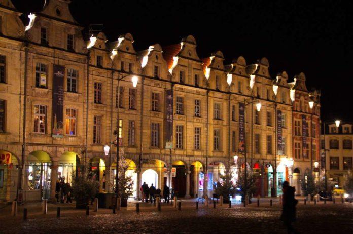 Grand'Place, Arras