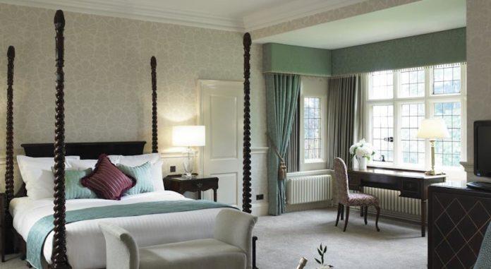 Hanbury Manor Hotel Country Club