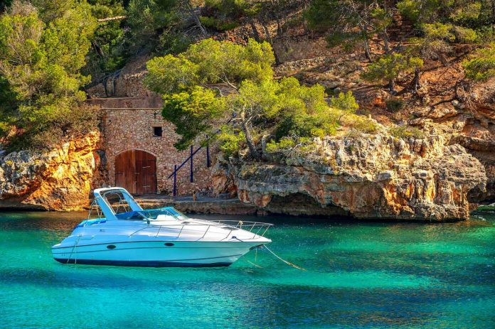 Harbour in Mallorca