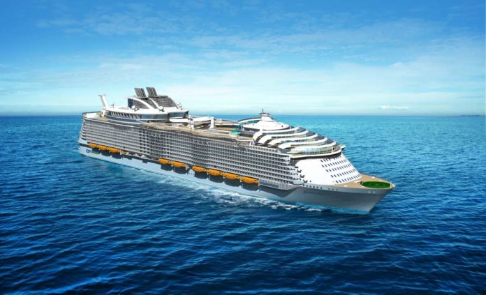 Brits don't tip on cruises says Royal Caribbean cruise line
