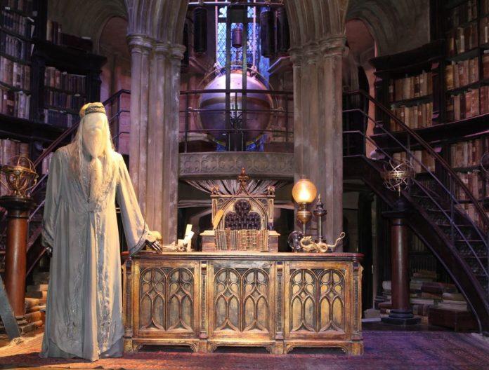 Harry Potter: Dumbledore's Office