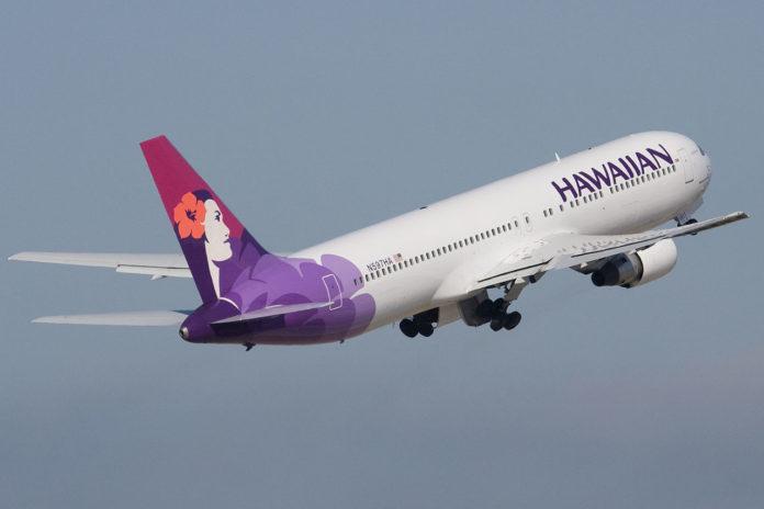 Hawaiian Airlines Boeing 767