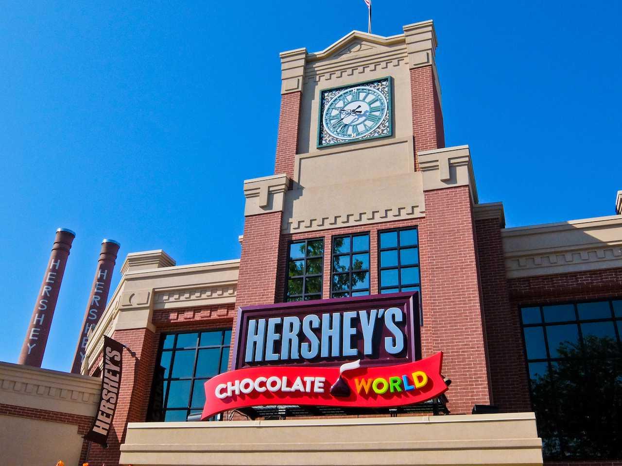 Chocolate World, Hershey (PA)