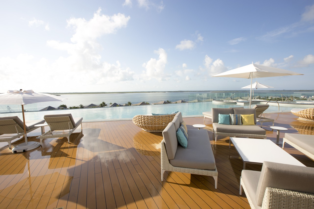 Hilton Bimini Bahamas - pool