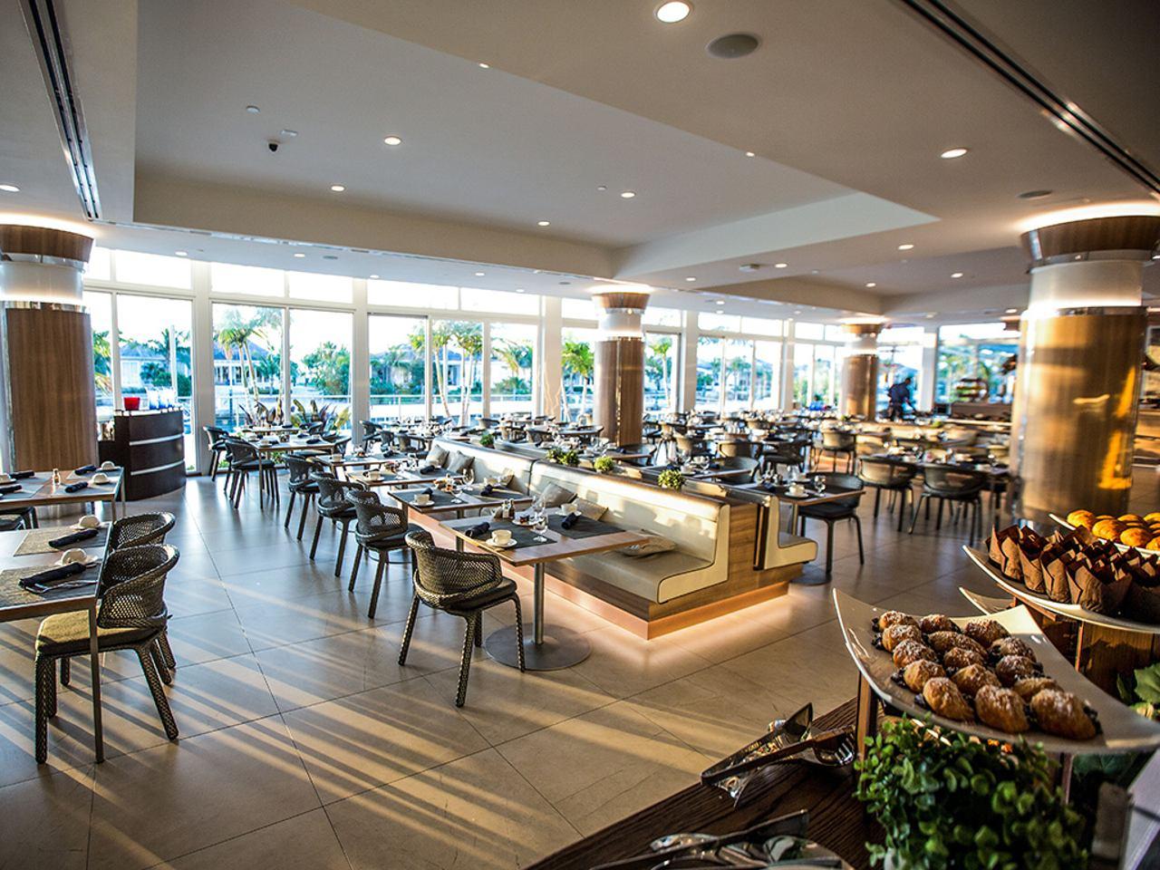 Hilton Bimini Bahamas - restaurant