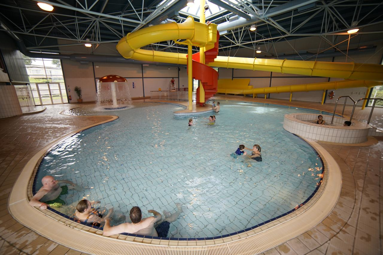 Hoburne Devon Bay pool