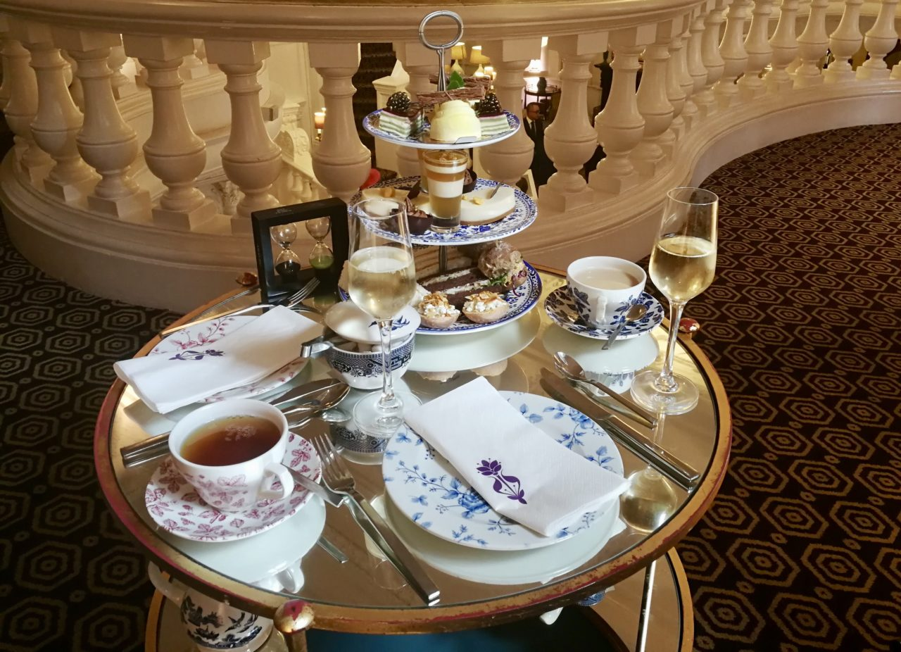 St Ermin's Honey Afternoon Tea