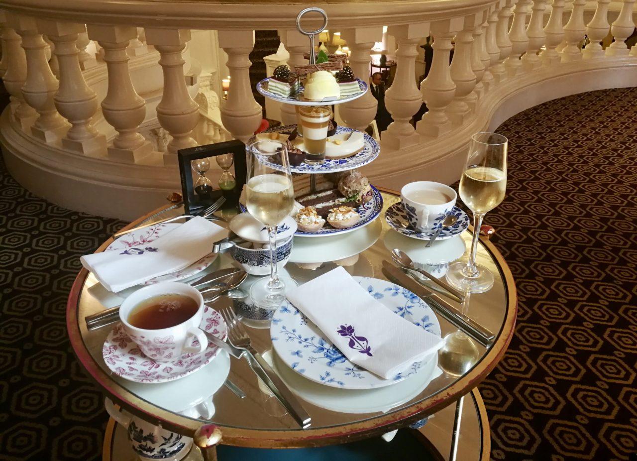 St Ermin's Honey Afternoon Tea