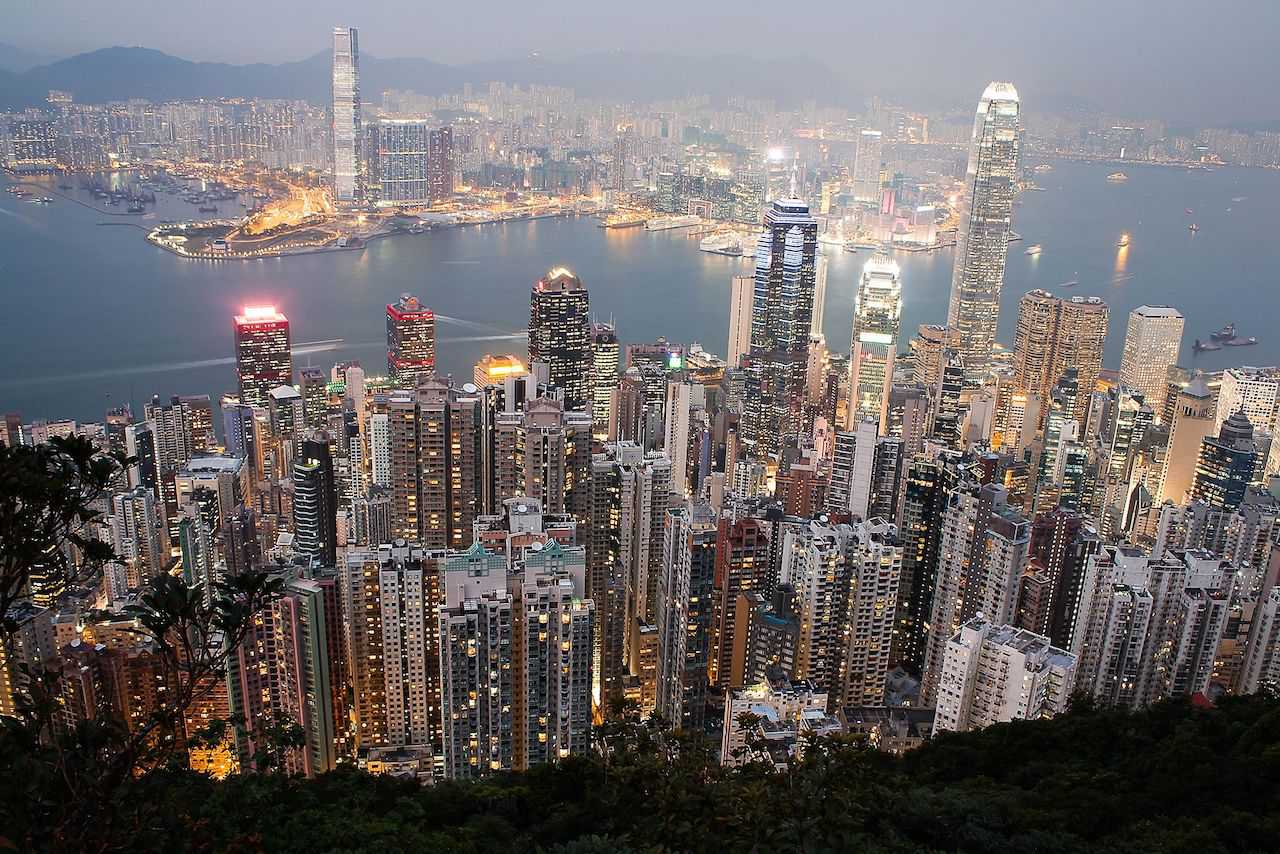 Hong Kong Skyscrapers